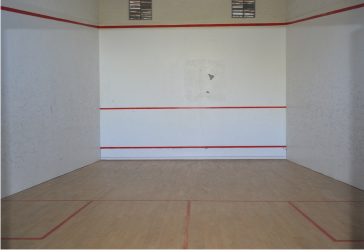 Squash Court Inside Small